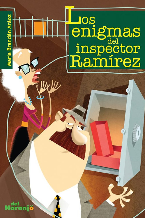 Los enigmas del inspector Ramírez