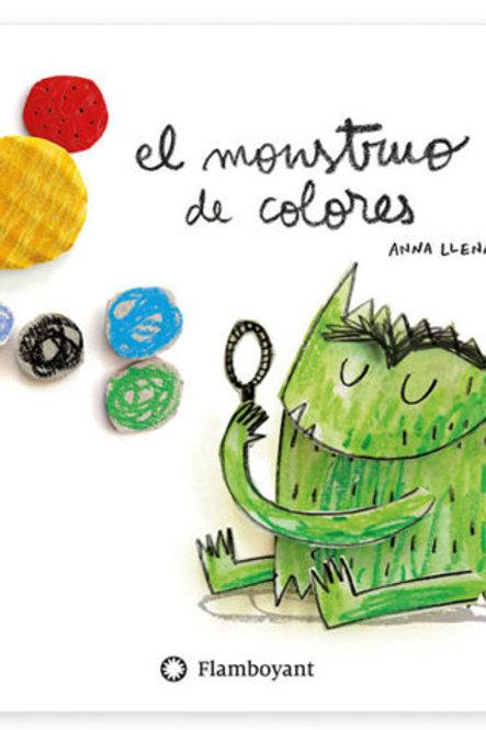 El monstruo de los colores (cartoné)