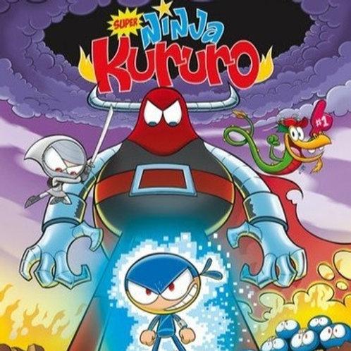 Súper Ninja Kukuro