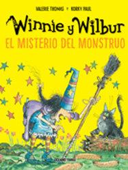 Winnie y Wilbur, el misterio del monstruo