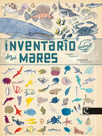 Inventario de mares