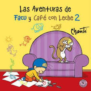 Las aventuras de Facu y Café conLeche 2