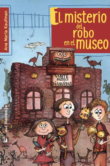 El misterio del robo en el museo