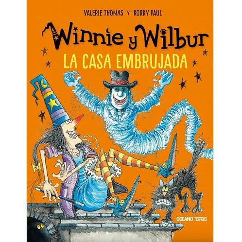 Winnie y Wilbur, la casa embrujada