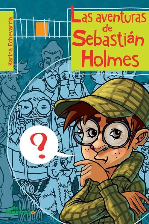 Las aventuras de Sebastián Holmes