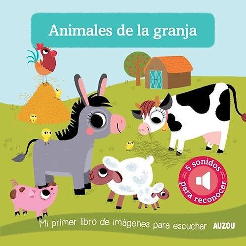 Imágenes para escuchar. Animales de la granja