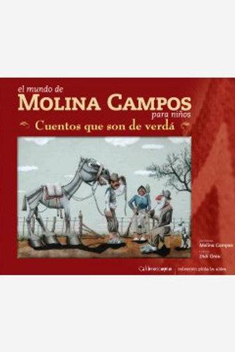Cuentos que son de verda. Molina Campos