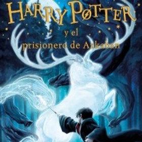 Harry Potter y el prisionero de Azkabán. 3