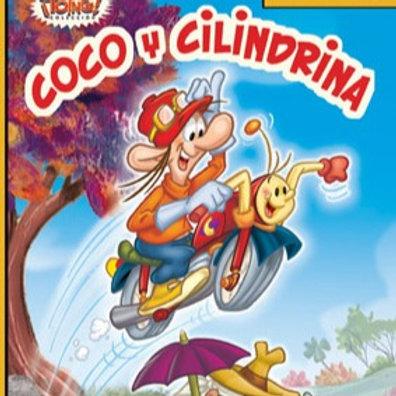 Coco y Cilindrina