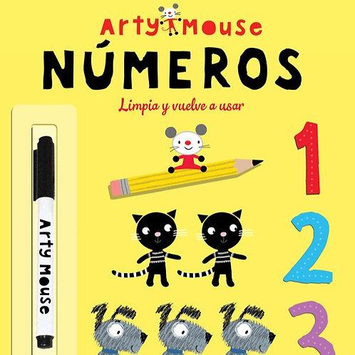 Arty mouse - Números