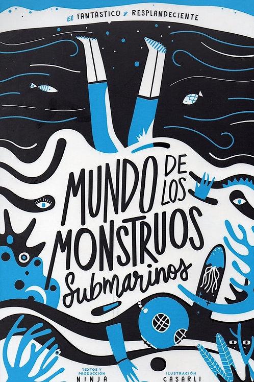 El fantástico y resplandeciente mundo de los monstruos submarinos
