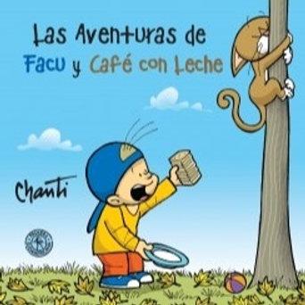 Las aventuras de Facu y Café conLeche 1