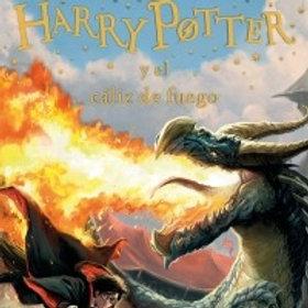 Harry Potter y el cáliz de fuego. 4
