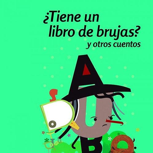 ¿Tiene un libro de brujas?