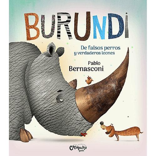 Burundi. De falsos perros y verdaderos leones