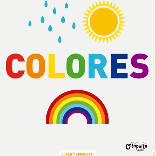 Jugar y aprender - Colores