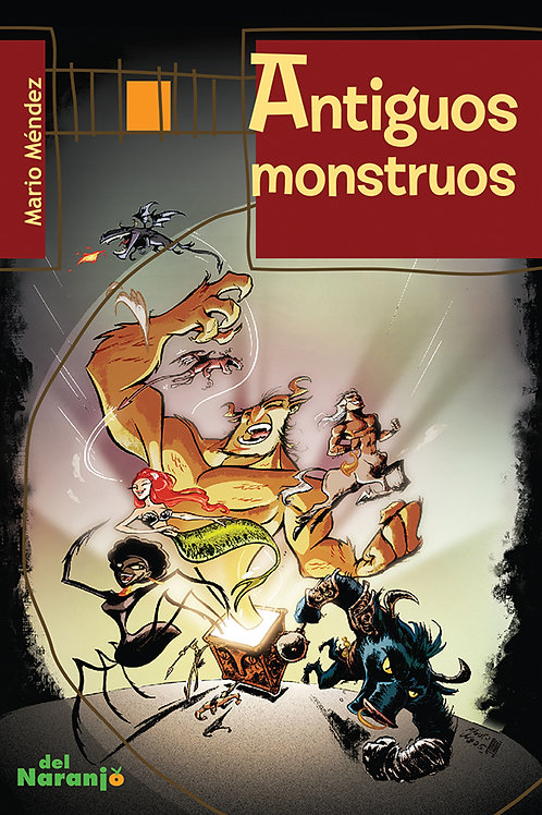 Antiguos monstruos