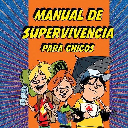 Manual de supervivencia para chicos