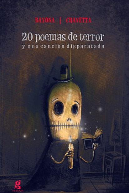 20 poemas de terror y una canción disparatada