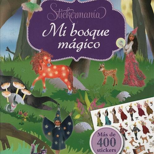 Stickermanía - Mi bosque mágico