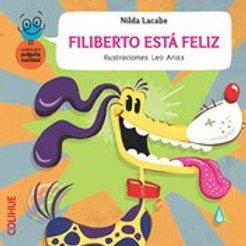 Filiberto está feliz