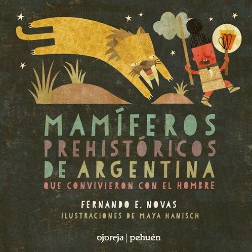 Mamíferos prehistóricos de Argentina que convivieron con el hombre