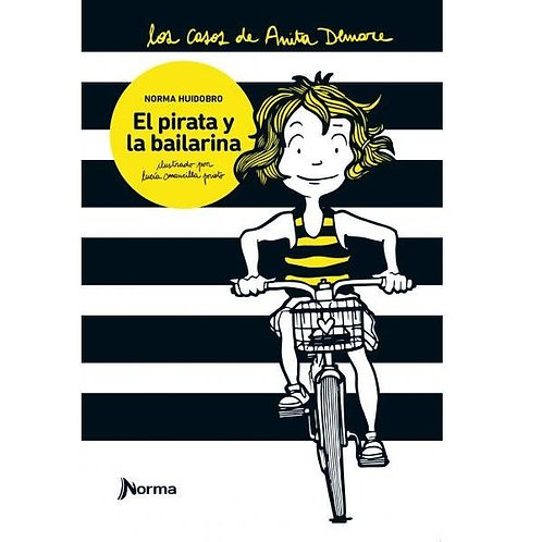 Anita Demare - El pirata y la bailarina