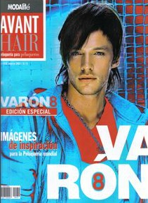 Revista Avant Hair