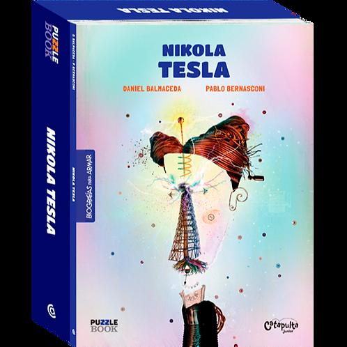 Biografías para armar - Nikola Tesla