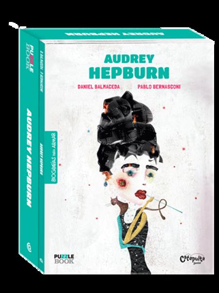 Biografías para armar - Audrey Hepburn