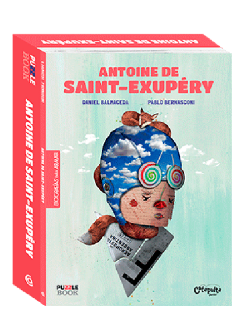 Biografías para armar - Antoine de Saint-Exupéry