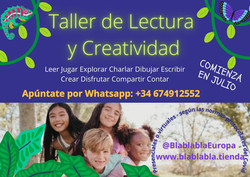 Taller de Lectura y Creatividad