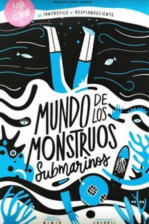 Mundo de los monstruos submarinos