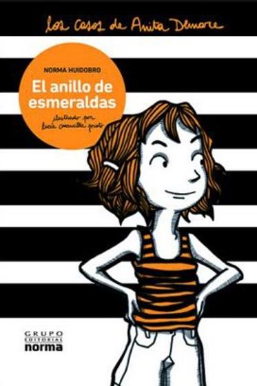 Anita Demare - El anillo de esmeraldas