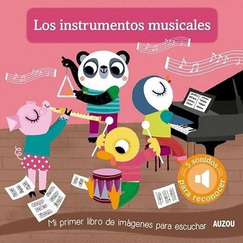 Imágenes para escuchar. Los instrumentos musicales