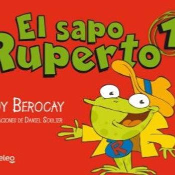 El sapo Ruperto. 1