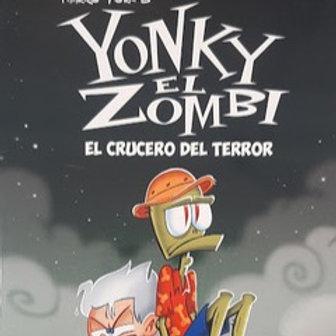Yonky el zombi. El crucero del terror