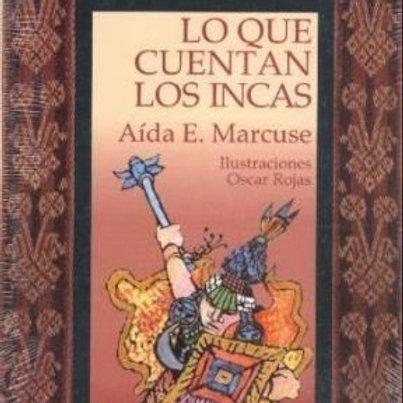Lo que cuentan los incas