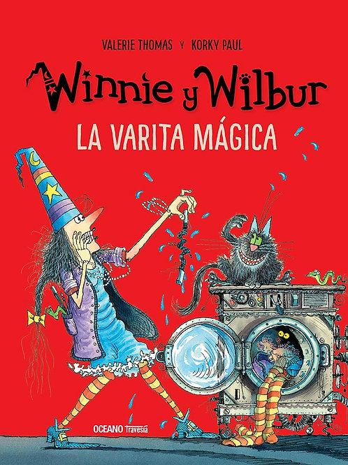 Winnie y Wilbur, la varita mágica