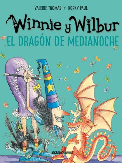 Winnie y Wilbur, el dragón de media noche