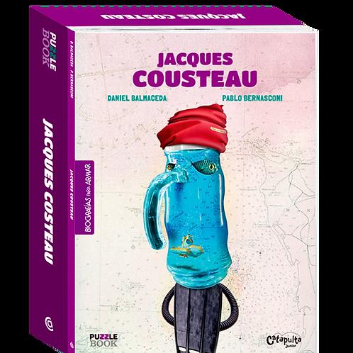 Biografías para armar - Jacques Cousteau