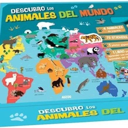 Descubro los animales del mundo