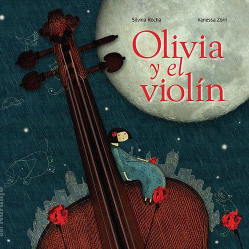 Olivia y el violín