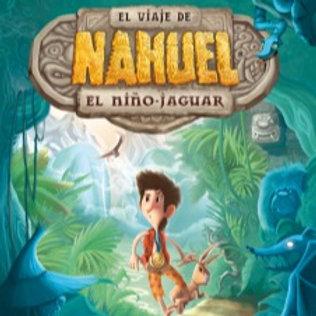 El viaje de Nahuel el niño jaguar