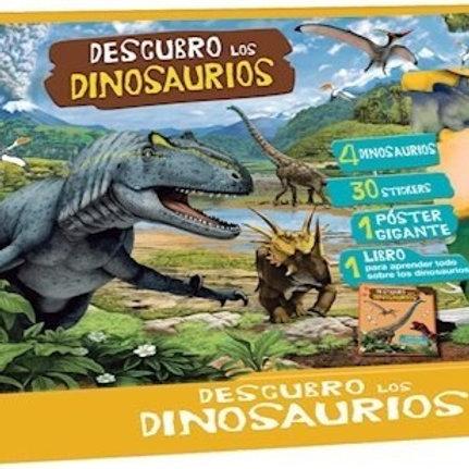 Descubro los dinosaurios