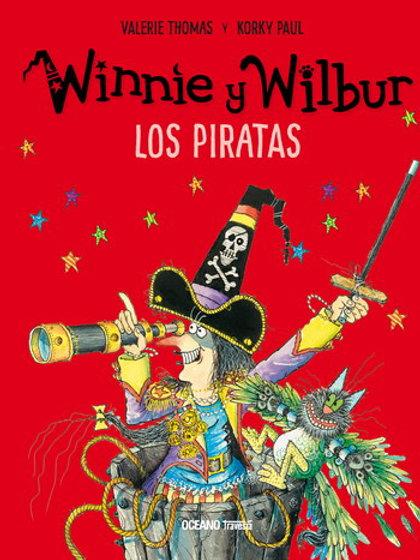Winnie y Wilbur, los piratas