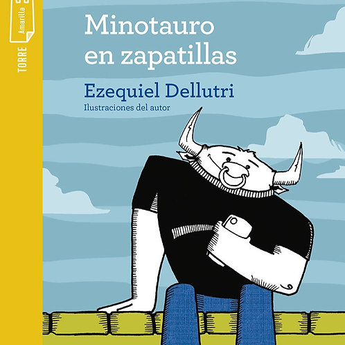 Minotauro en zapatillas