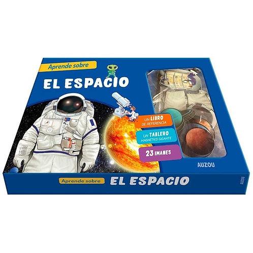Aprende sobre el espacio