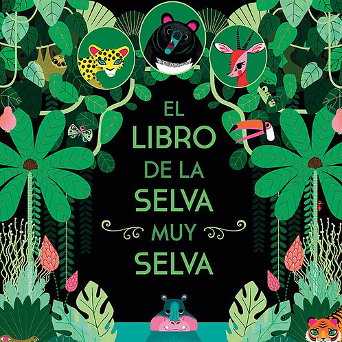 El libro de la selva muy selva