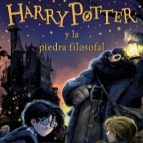 Harry Potter y la piedra filosofal. 1
